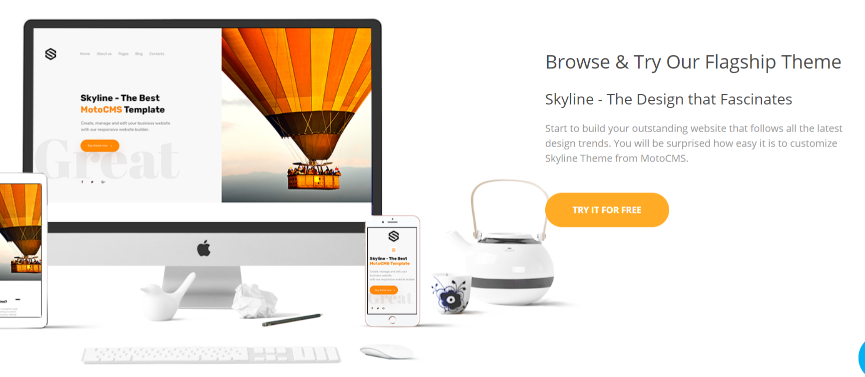 MotoCMS Review With Discount Coupon - Quick Website Builder