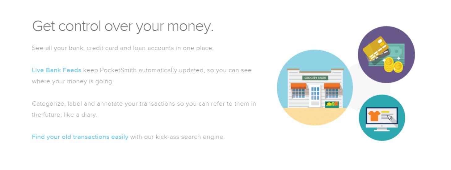 PocketSmith – Smart budgeting