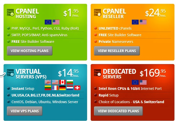 Qhoster- cheap web hosting provider