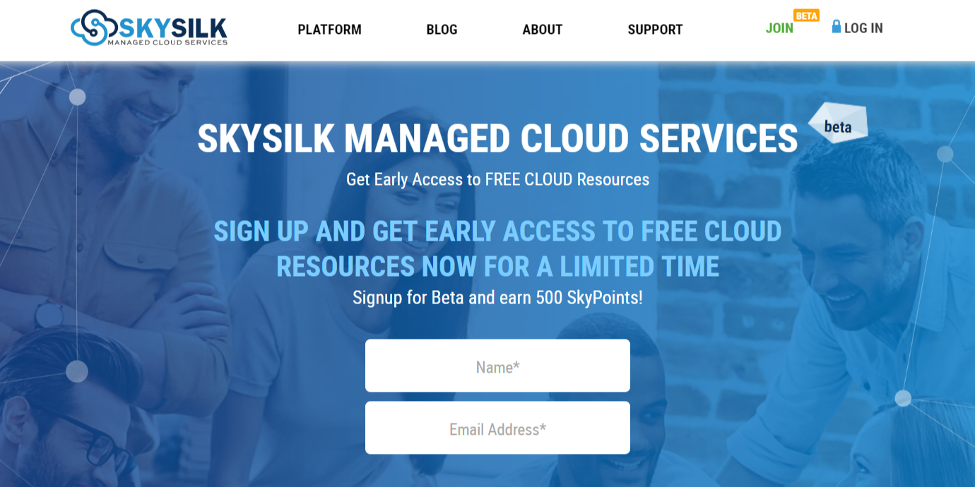 SkySilk Review- Managed Cloud Services