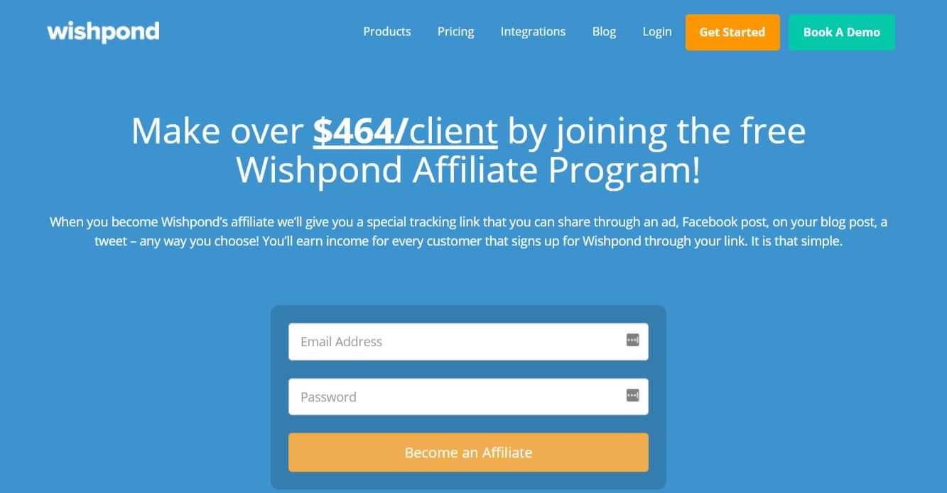 Wishpond Review- Wishpond Affiliate Program