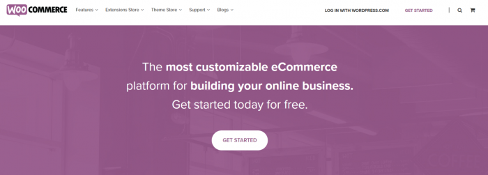 Shopify Alternative- WooCommerce