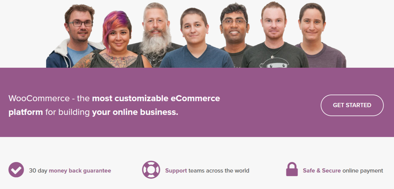 WooCommerce - Support