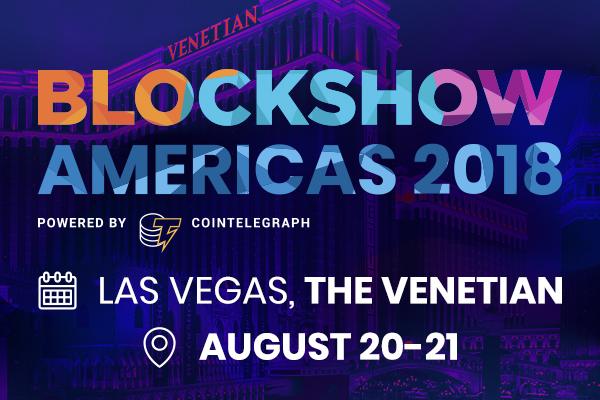 Blockshow conference'