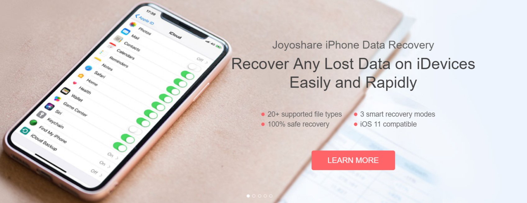 Joyoshare Review- Recover Anything You Want