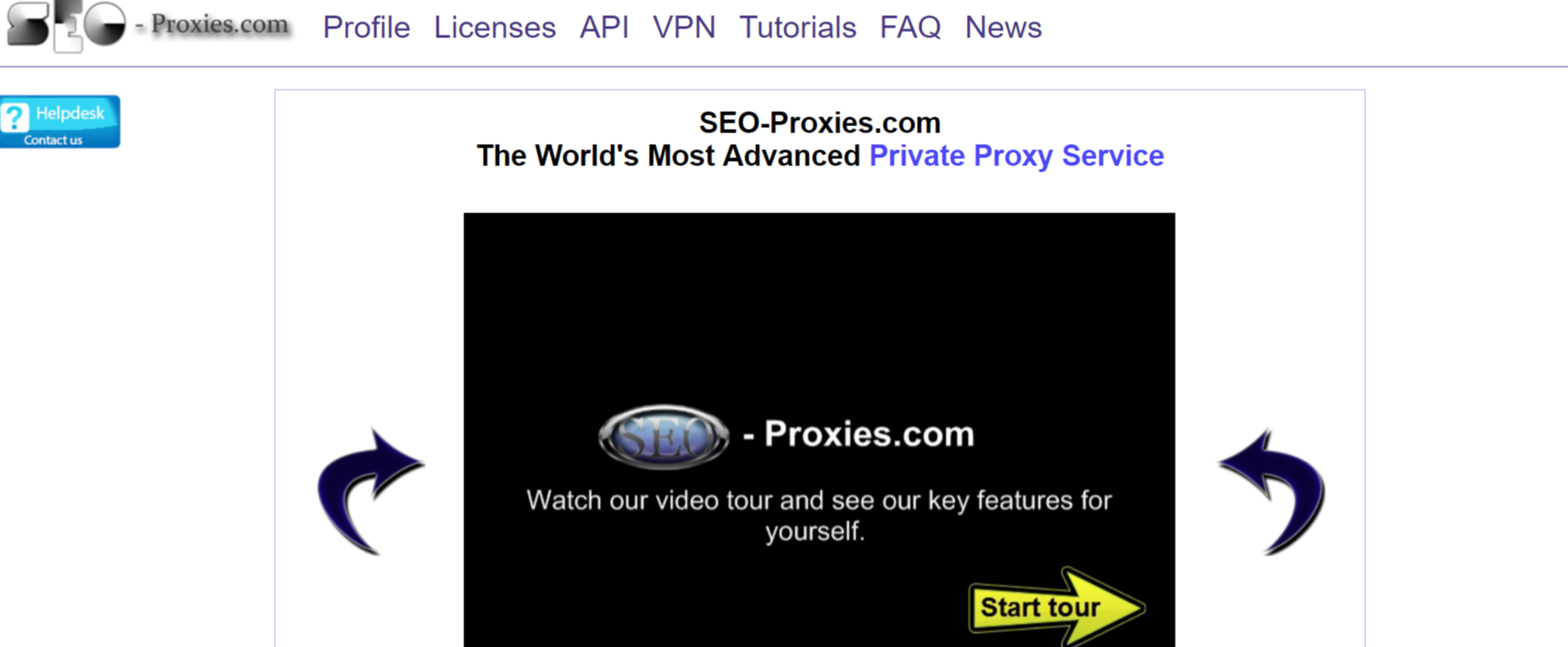 SEOProxies- Best Dedicated Proxy Servers