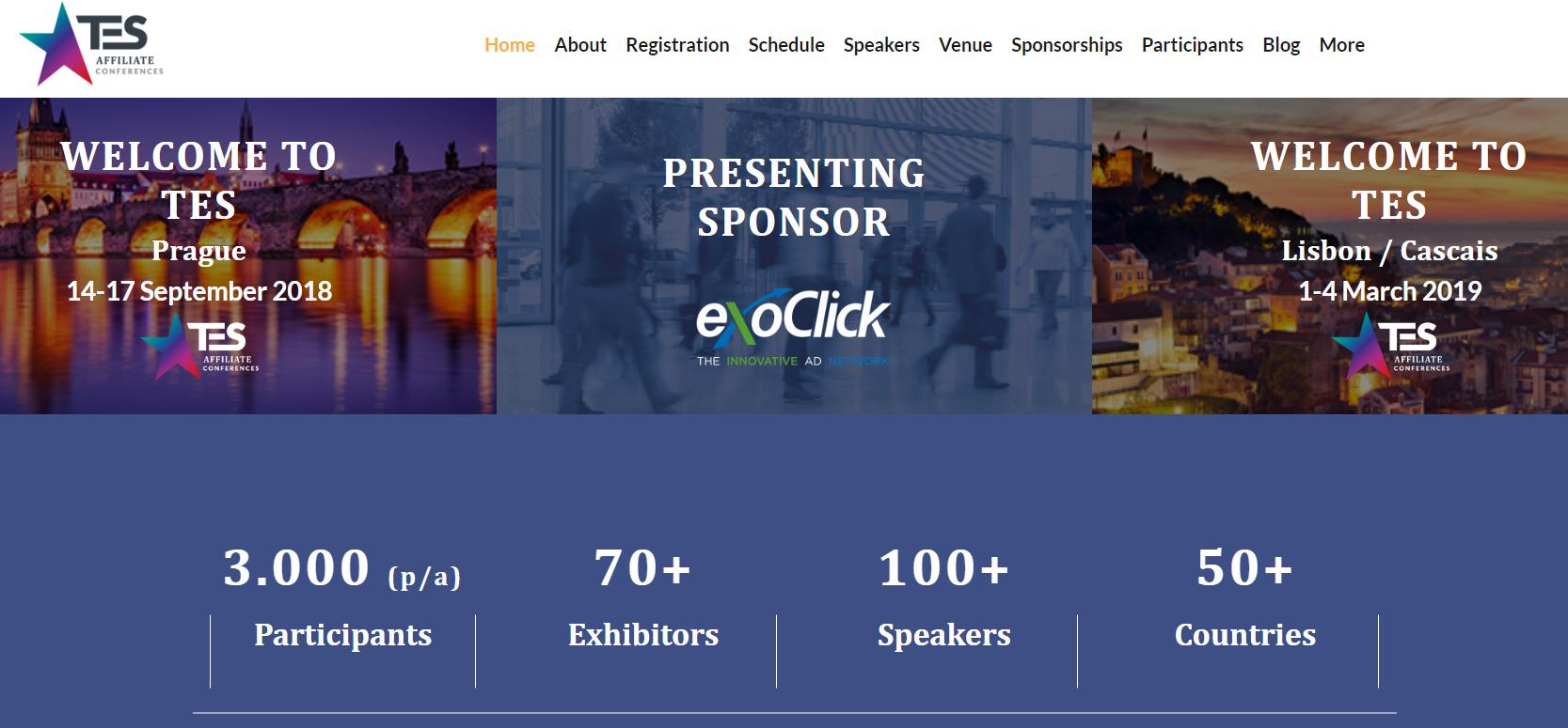 The European Summit- The Affiliate Marketing Summit