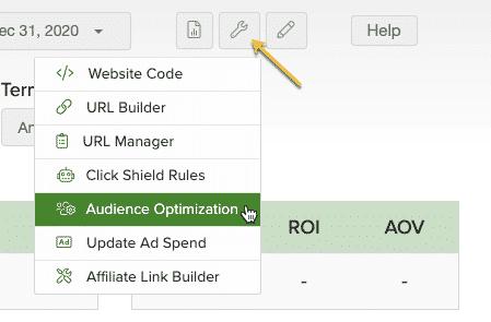 Clickmagick optimization