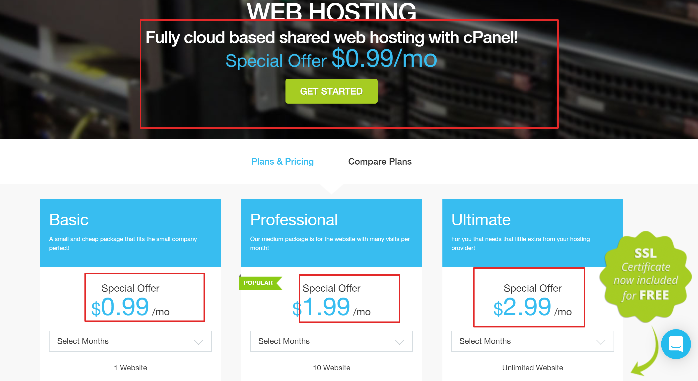 Miss hosting review online