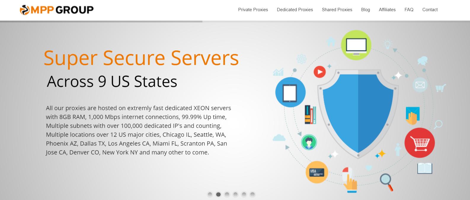MyPrivateProxy- Best Cheap Private Proxy Servers