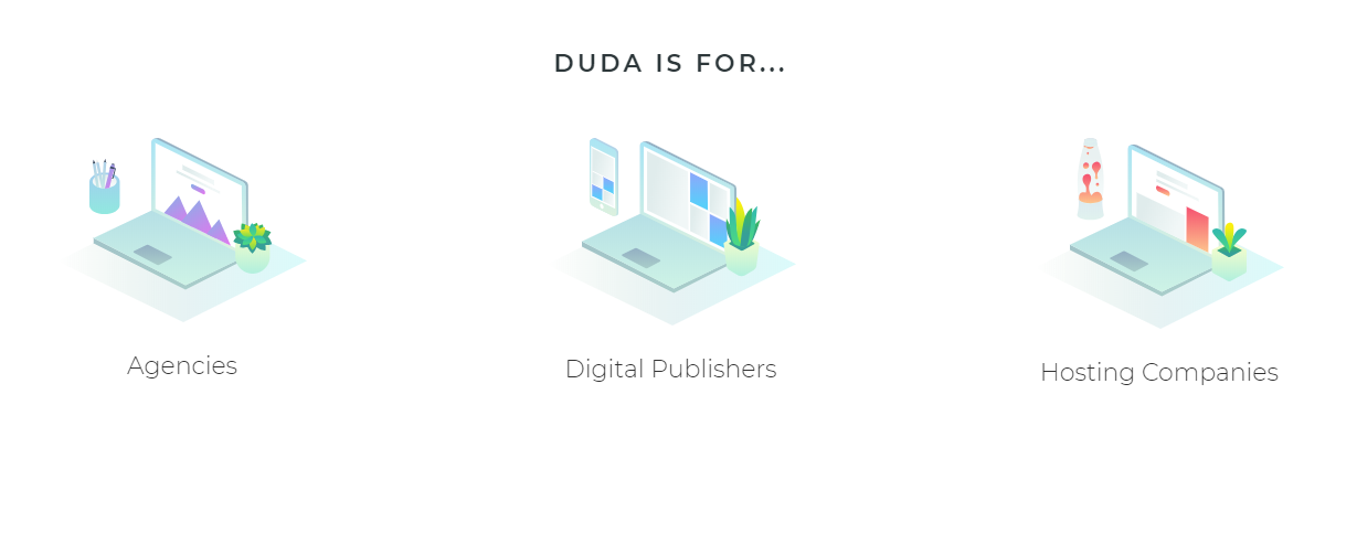 Duda Website Builder Coupon Codes- Dynamic content