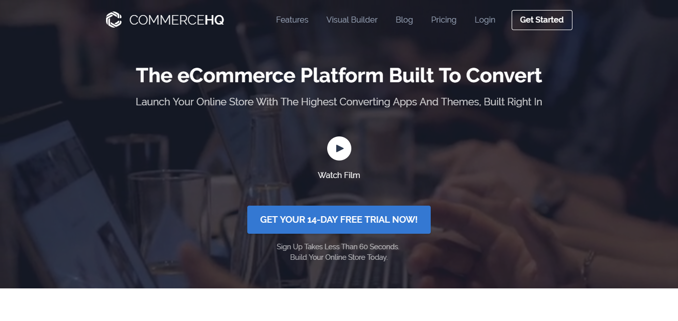 Dropshipping Tool- Commerce HQ