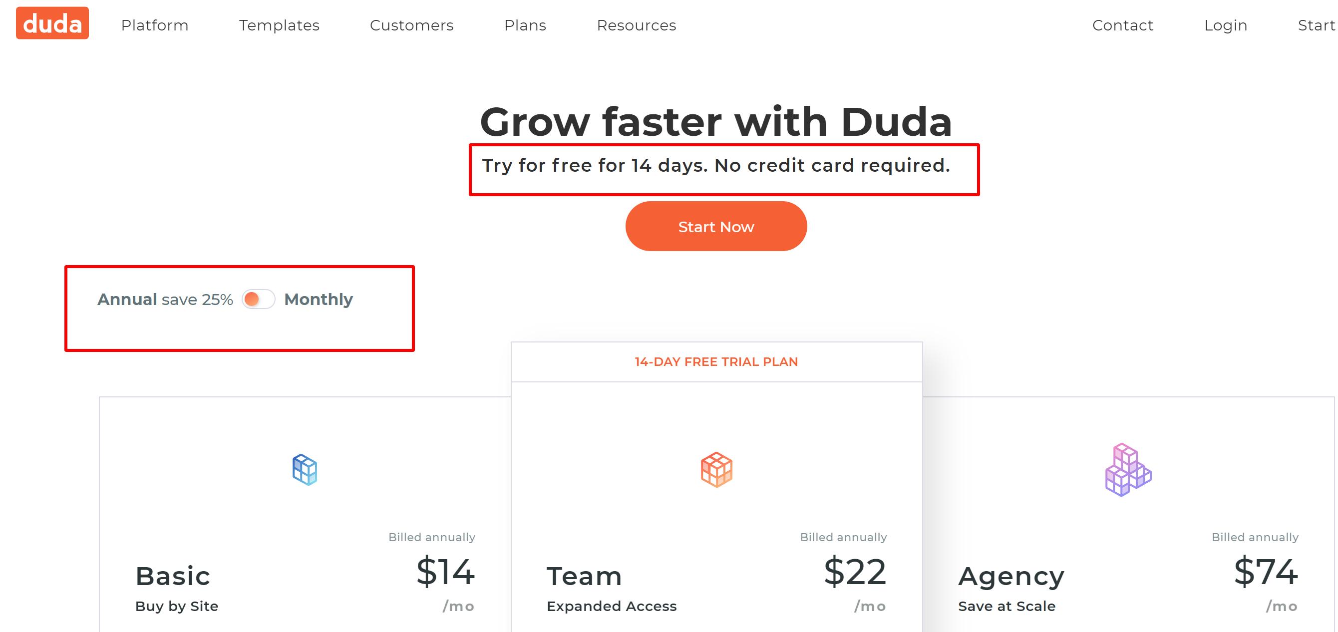 Duda coupon codes duda websites builder discount