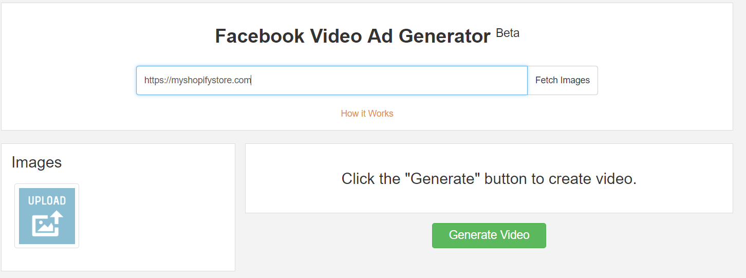 Niche Scraper Review- Facebook Video Ad Generator