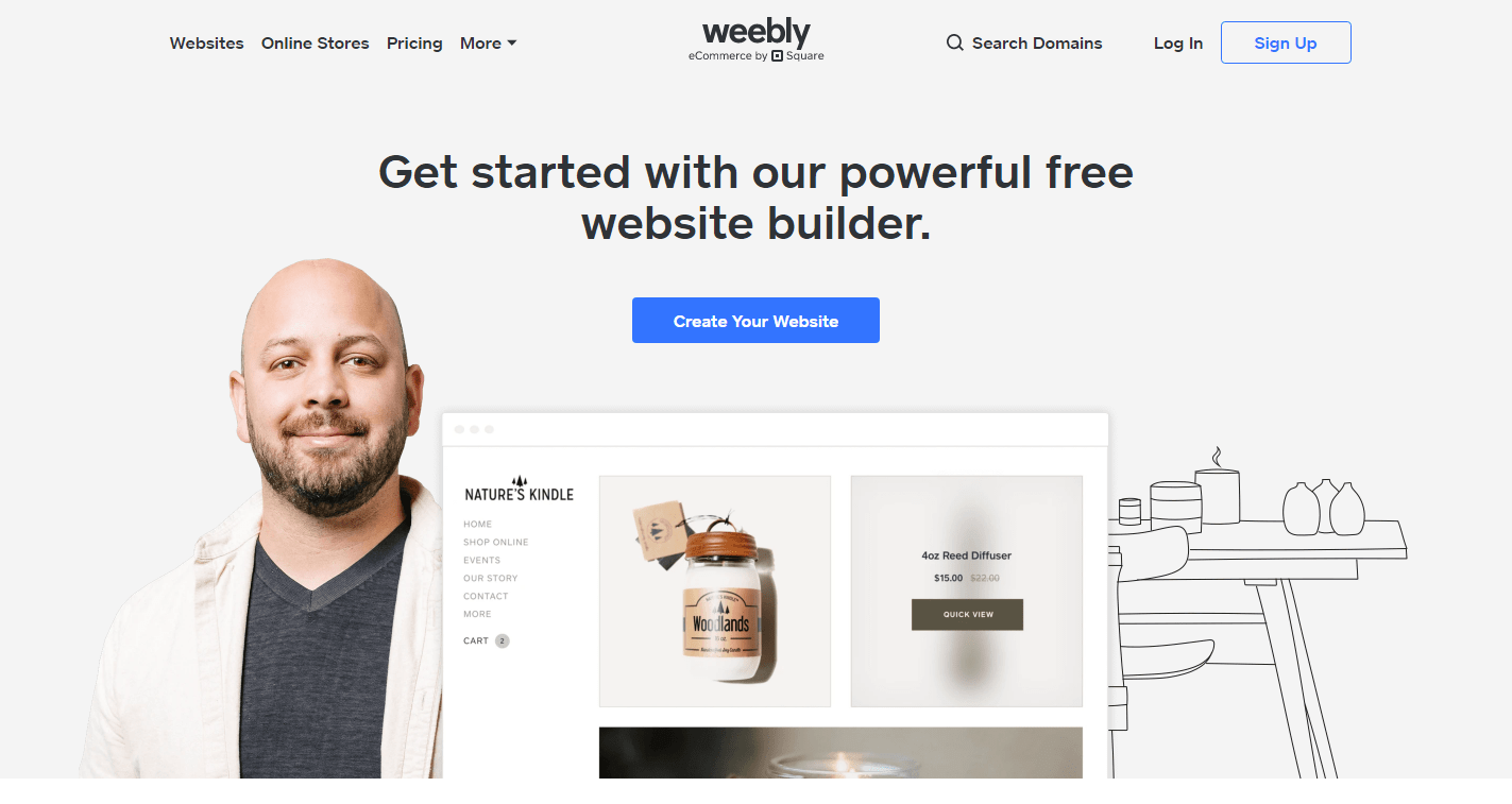 PageCloud Alternative-Weebly