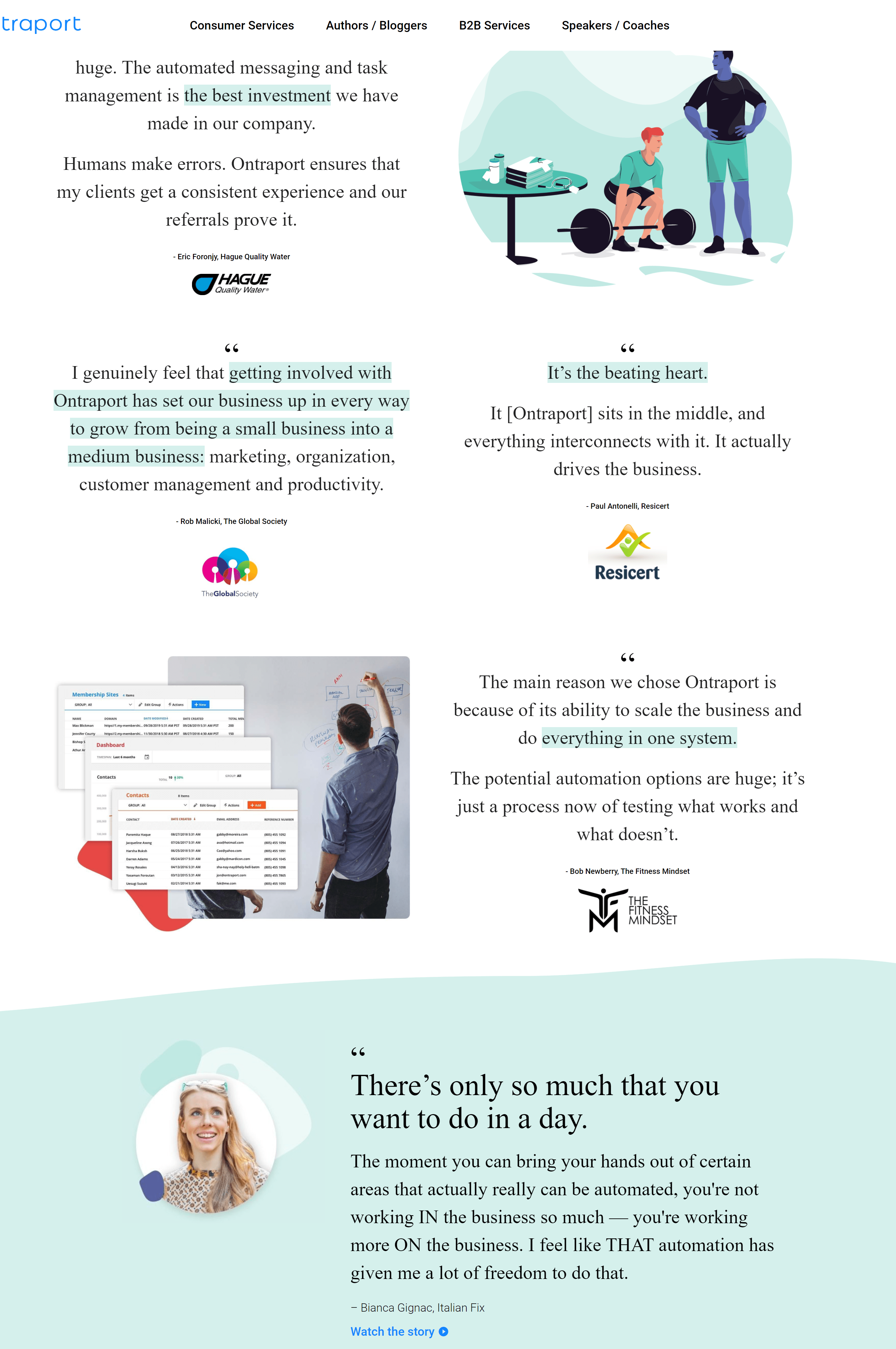 Read Reviews From Real Users Ontraport
