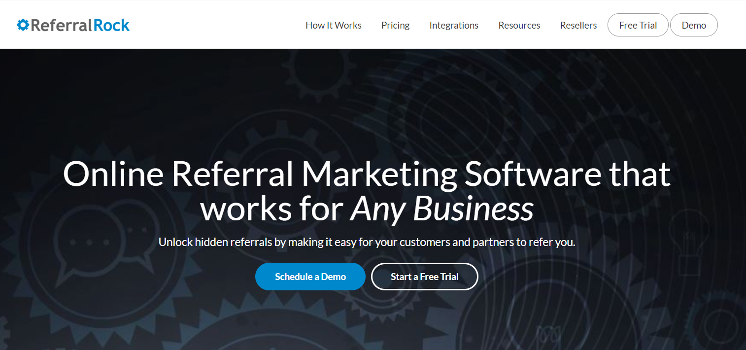Referral Program Software - Referral Rock