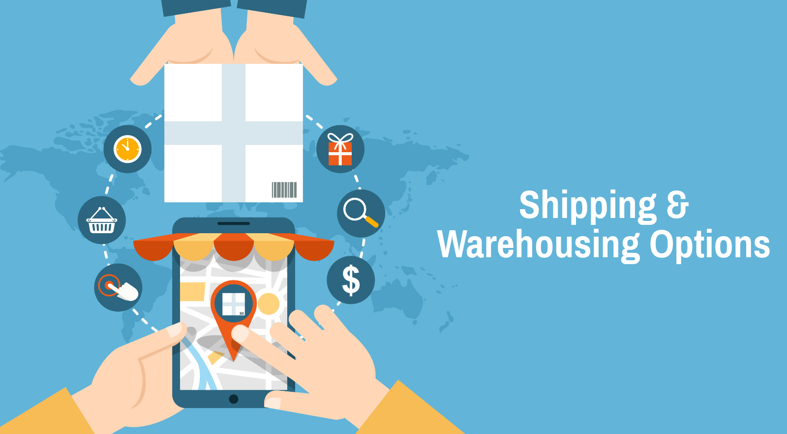 Shipping & Warehousing Options