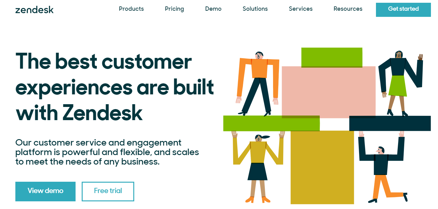 Zendesk - Best Dropshipping Tools