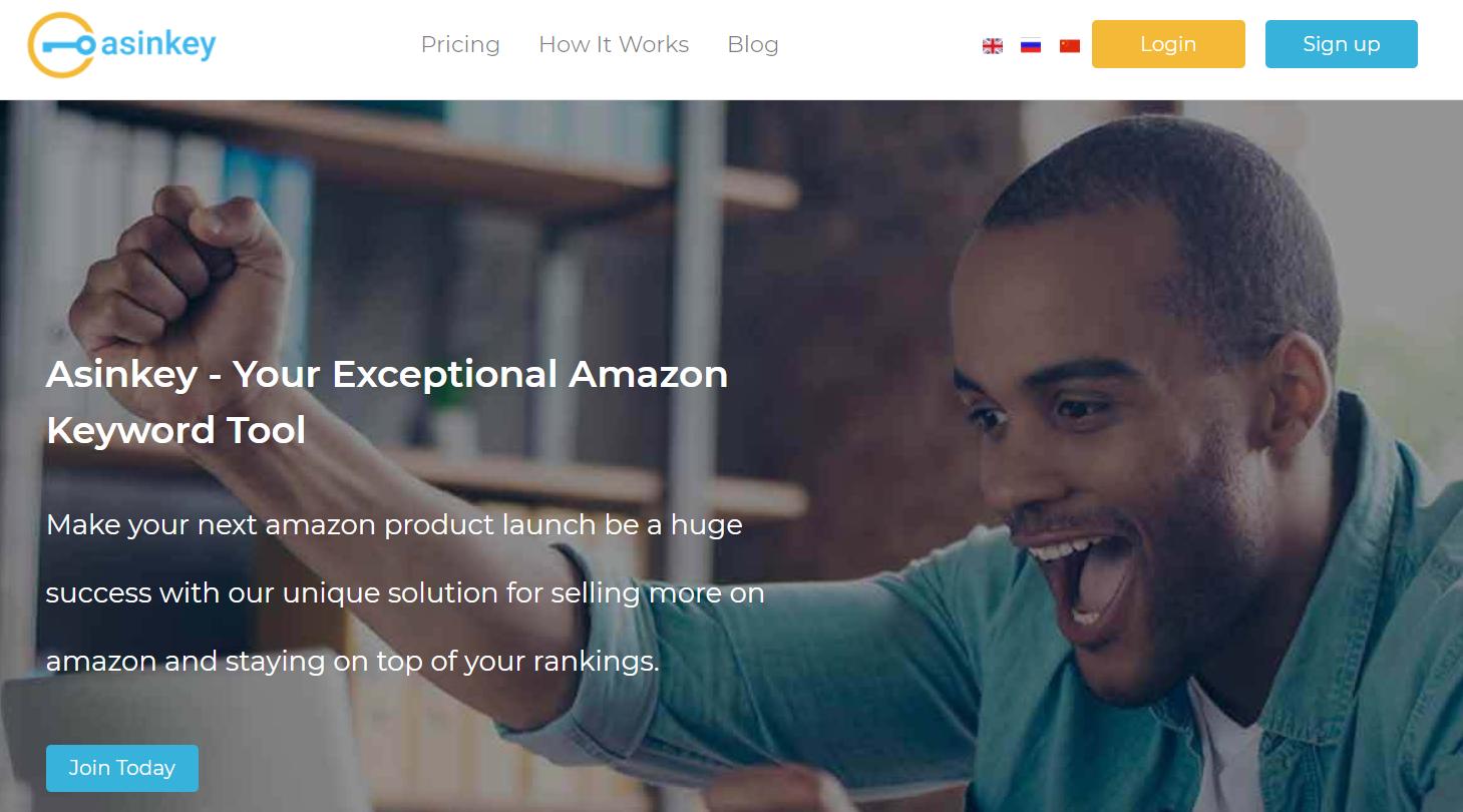 Asinkey Review- Amazon Keyword Tool