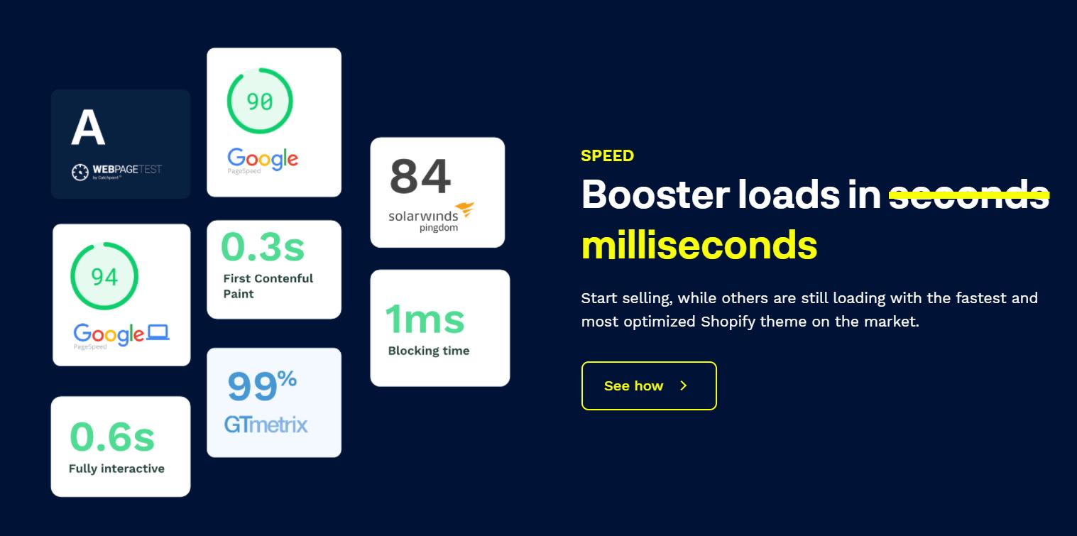 BoosterTheme Speed