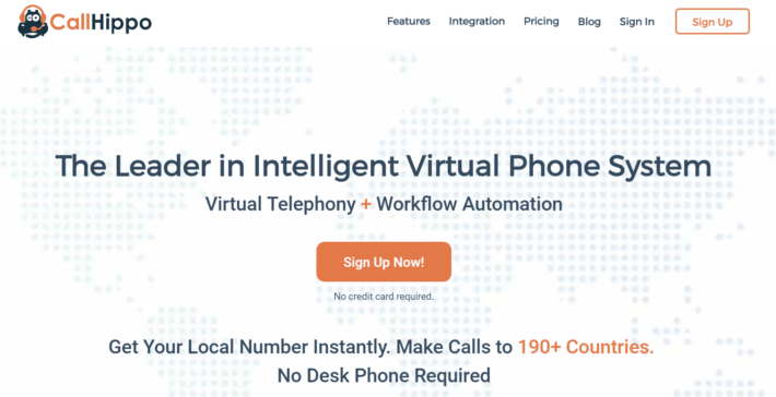 CallHippo Review - Virtual Phone System for Business
