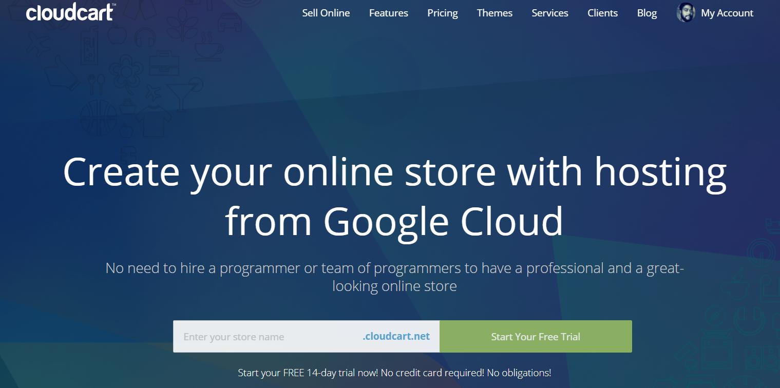 CloudCart Review- Responsive E-commerce Website Builder
