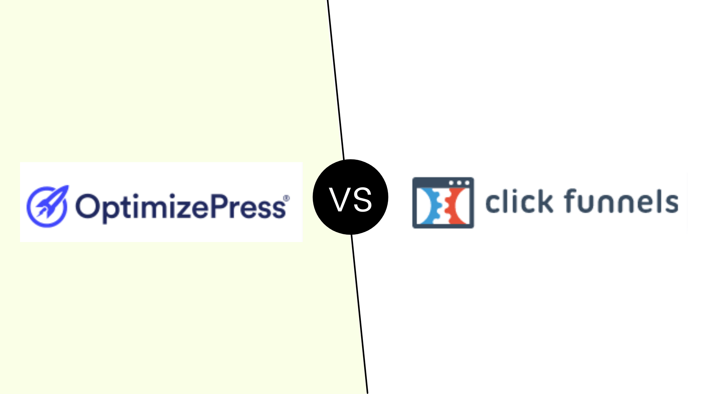Optimizepress vs ClickFunnel