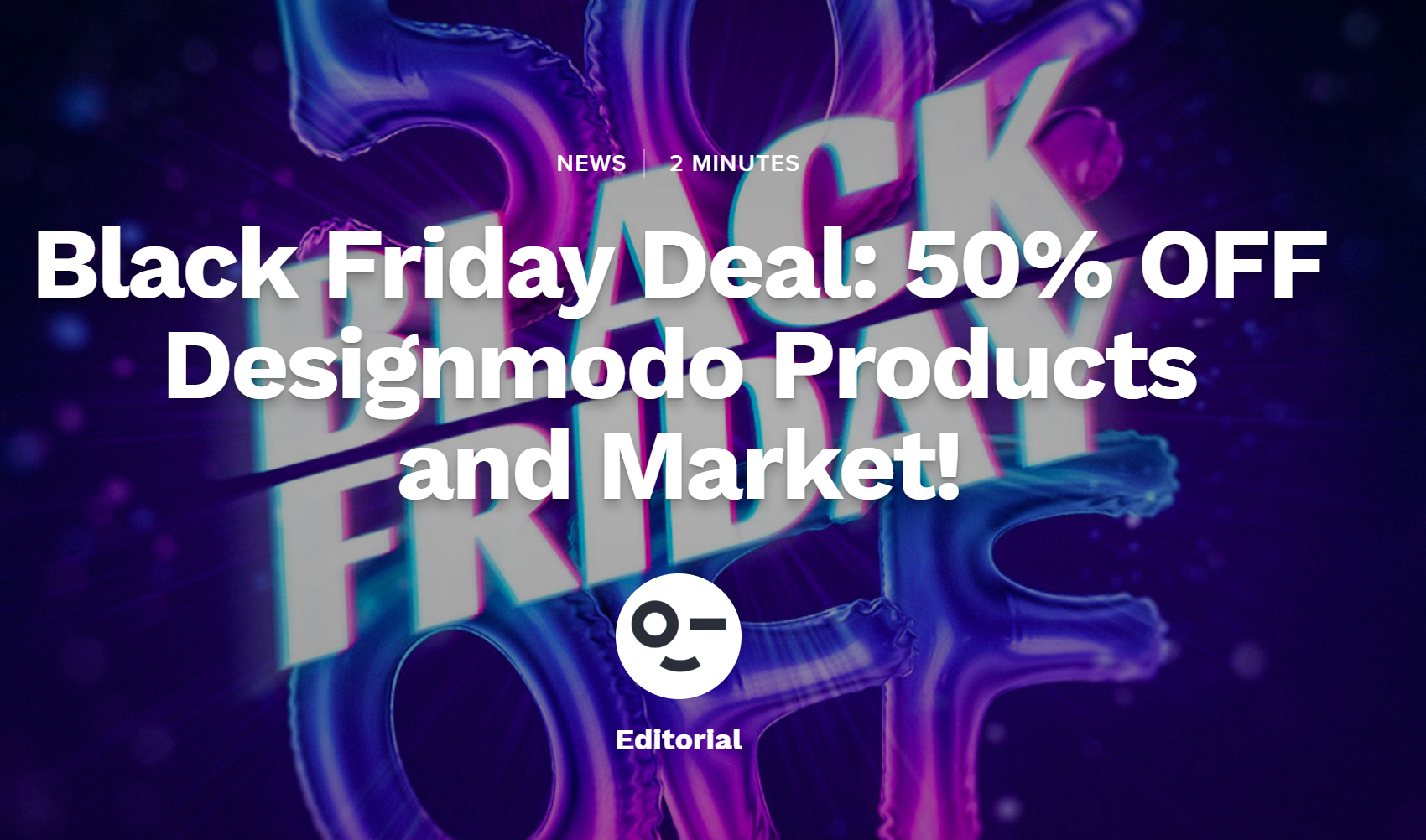 Designmodo Black Friday Deals