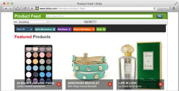 Doba Review- Advanced Search