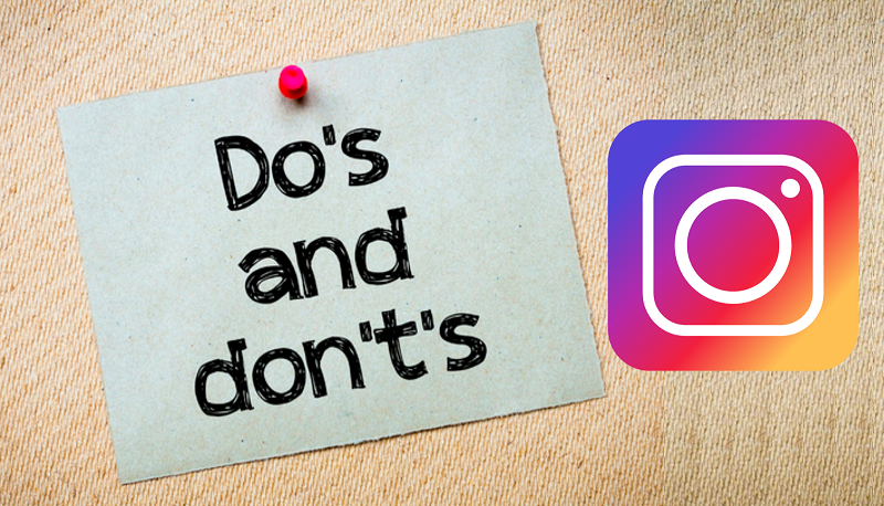 Do's and Don'ts- How To Make Money Through Instagram