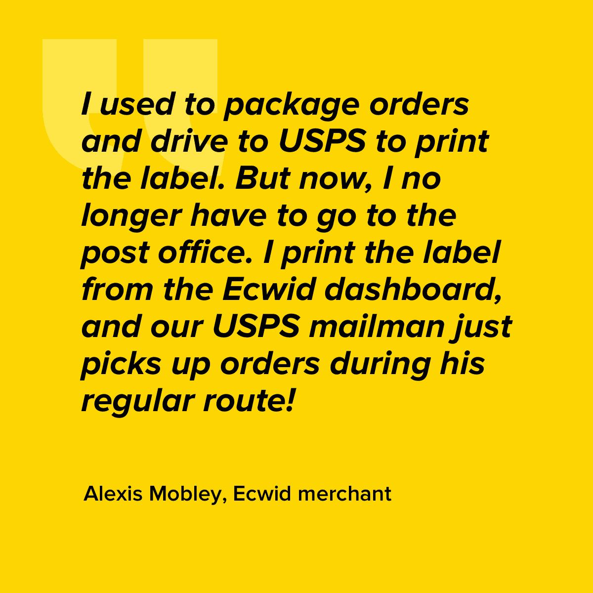 Ecwid User reviews