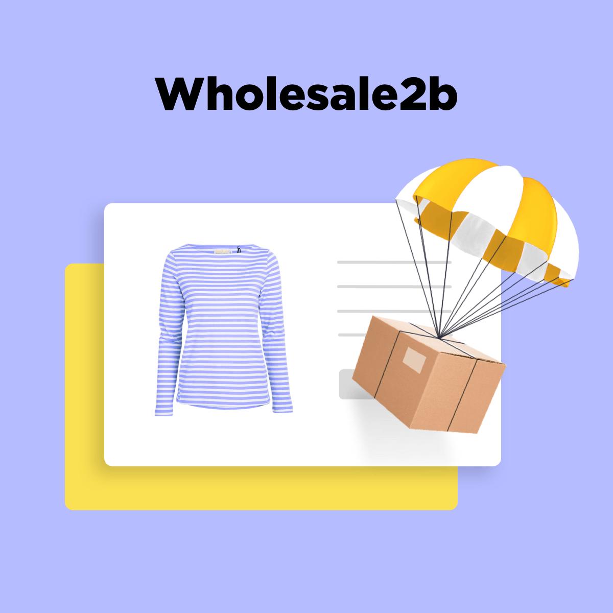 Ecwid wholesale app