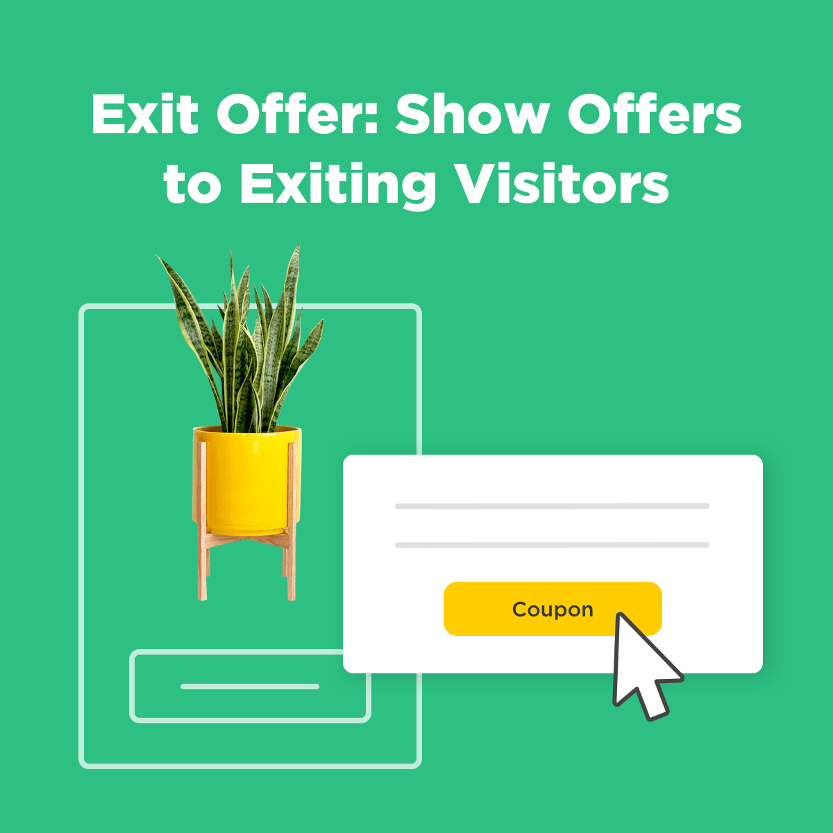 Exit offers Ecwid