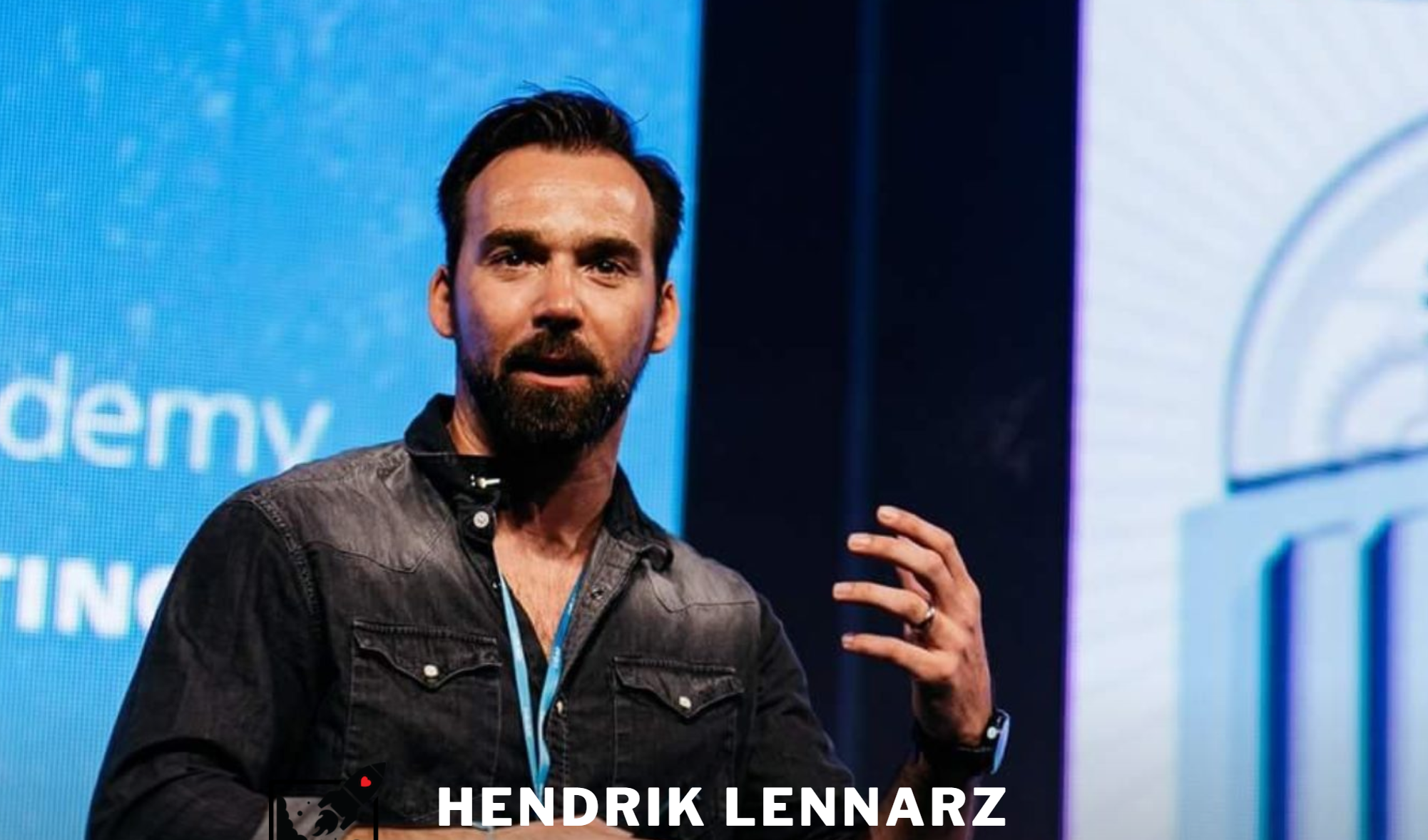 Hendrik Lennarz Interview About Growth Hacking at SMXL MIlan 2018
