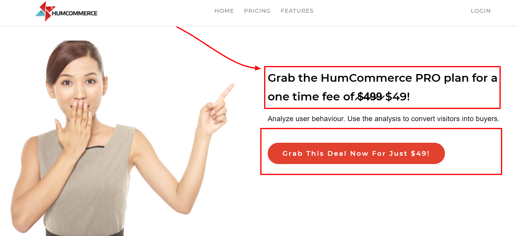 HumCommerce Review - Reliable E-Commerce Tool