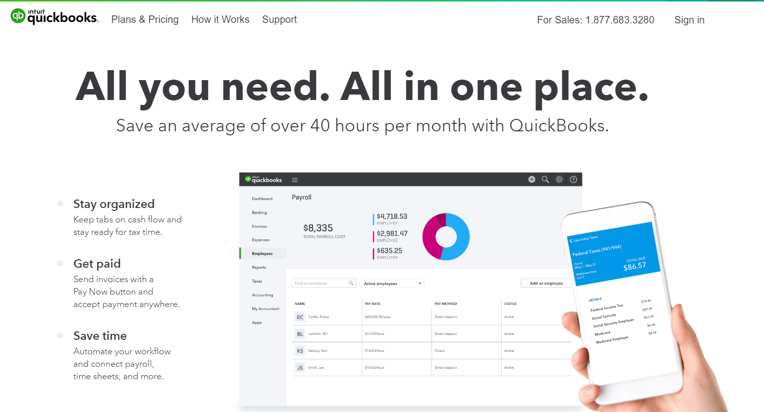 QuickBooks Payments Review- Best Payment Gateways