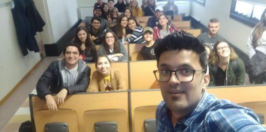 Milan University Jitendra Vaswani Talk