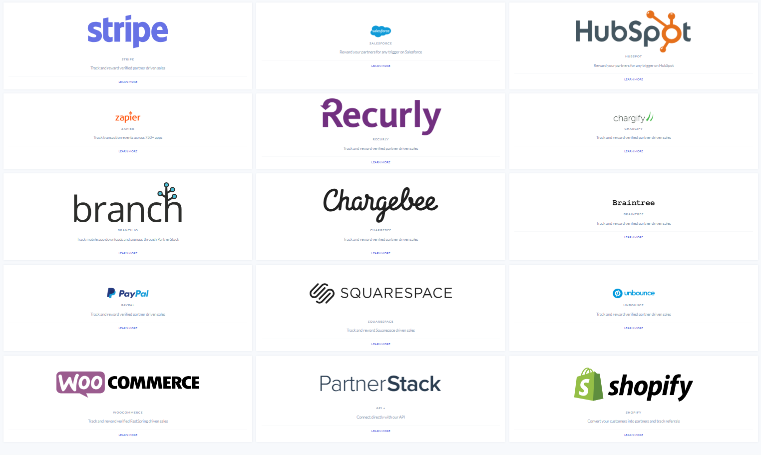 PartnerStack Review- Connect with the Apps you love
