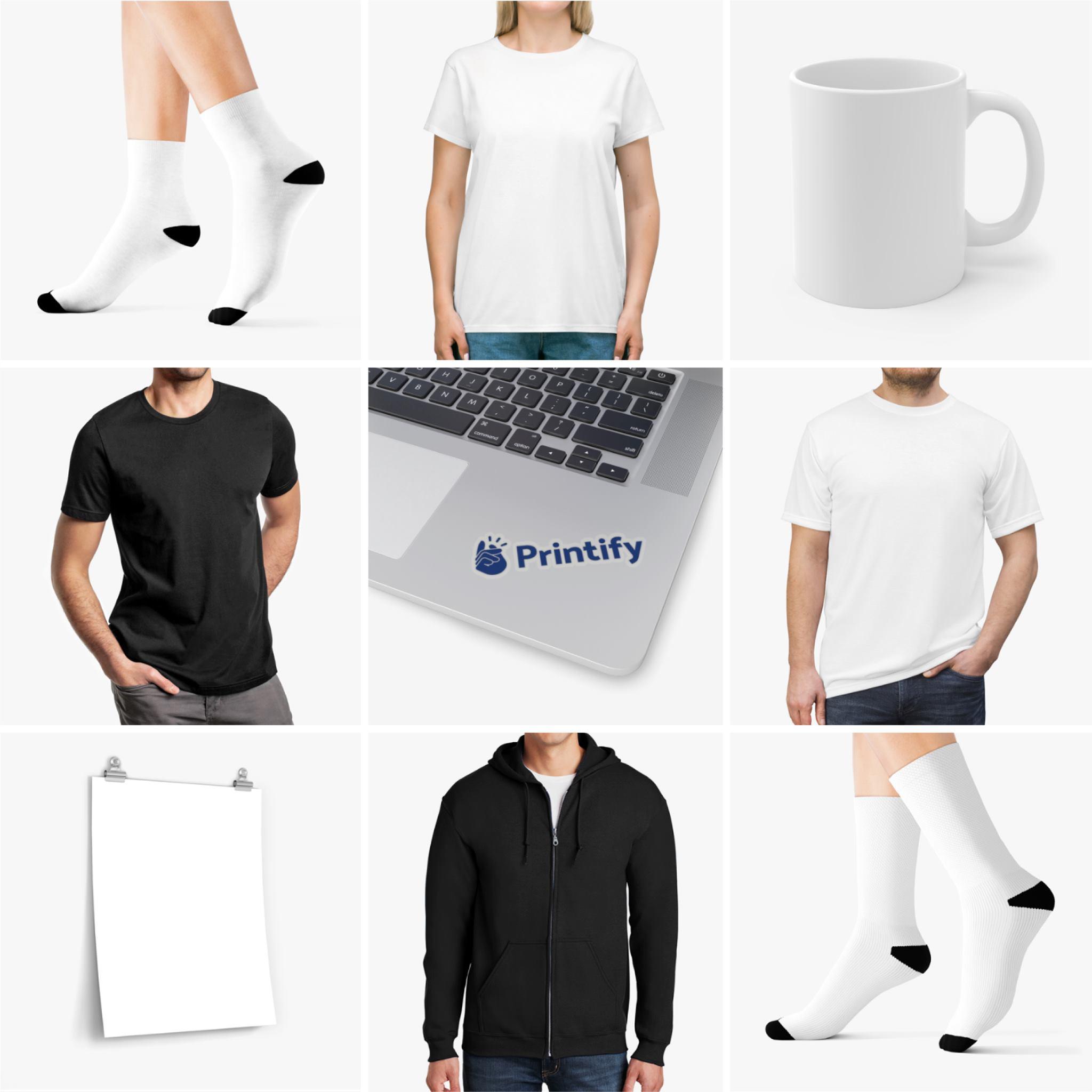 Printify support