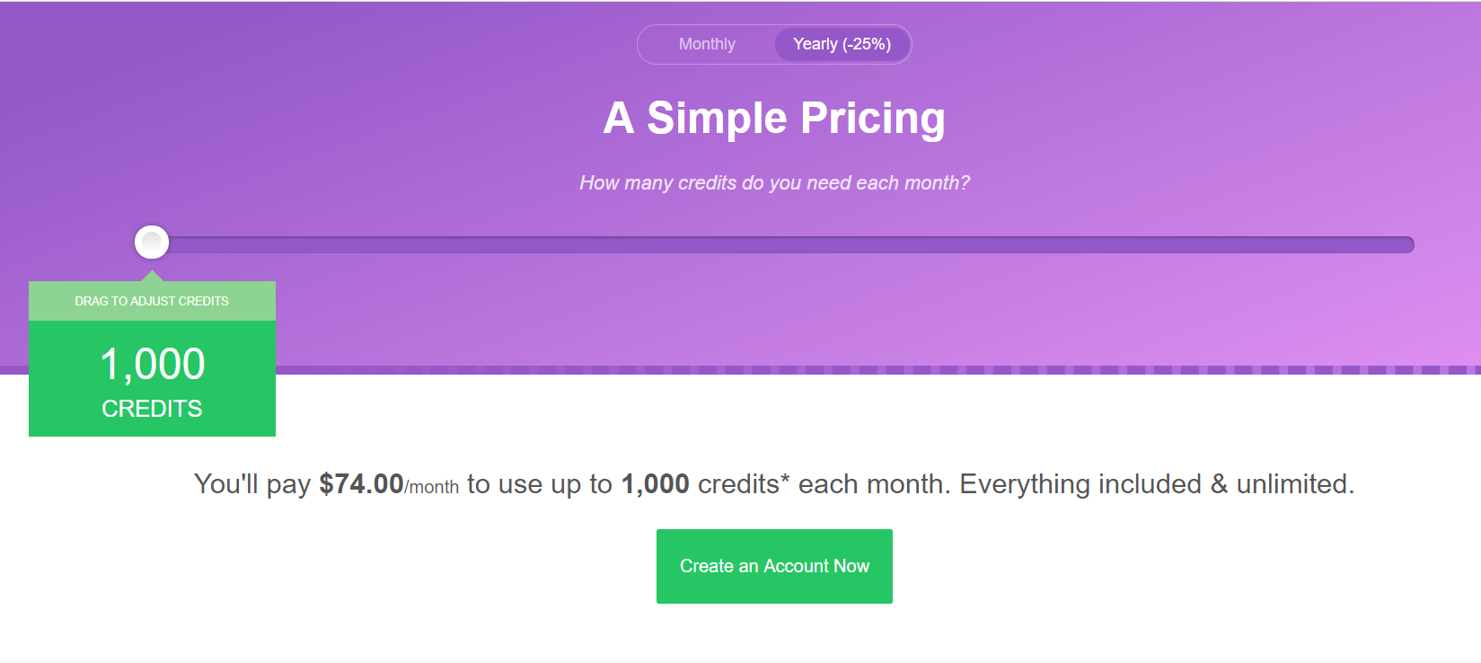 Prospect.io- Pricing Plans