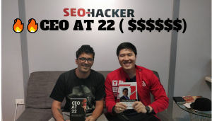 Sean Si Motivational Speaker in Philippines Talks Starting Business at 22 Yrs