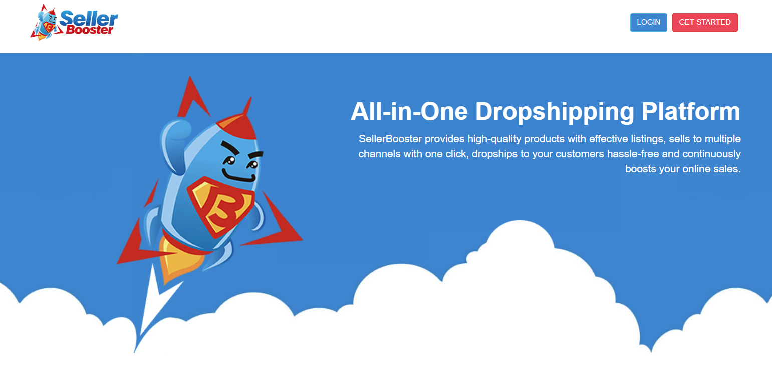 SellerBooster Review- All in One Dropshipping Platform