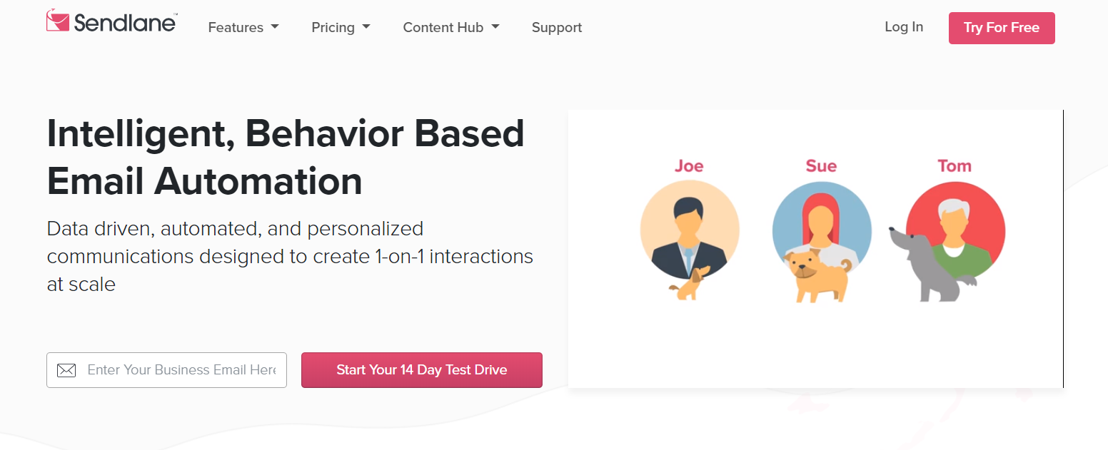 Sendlane Review- Intelligent Behavior Based Email Automation