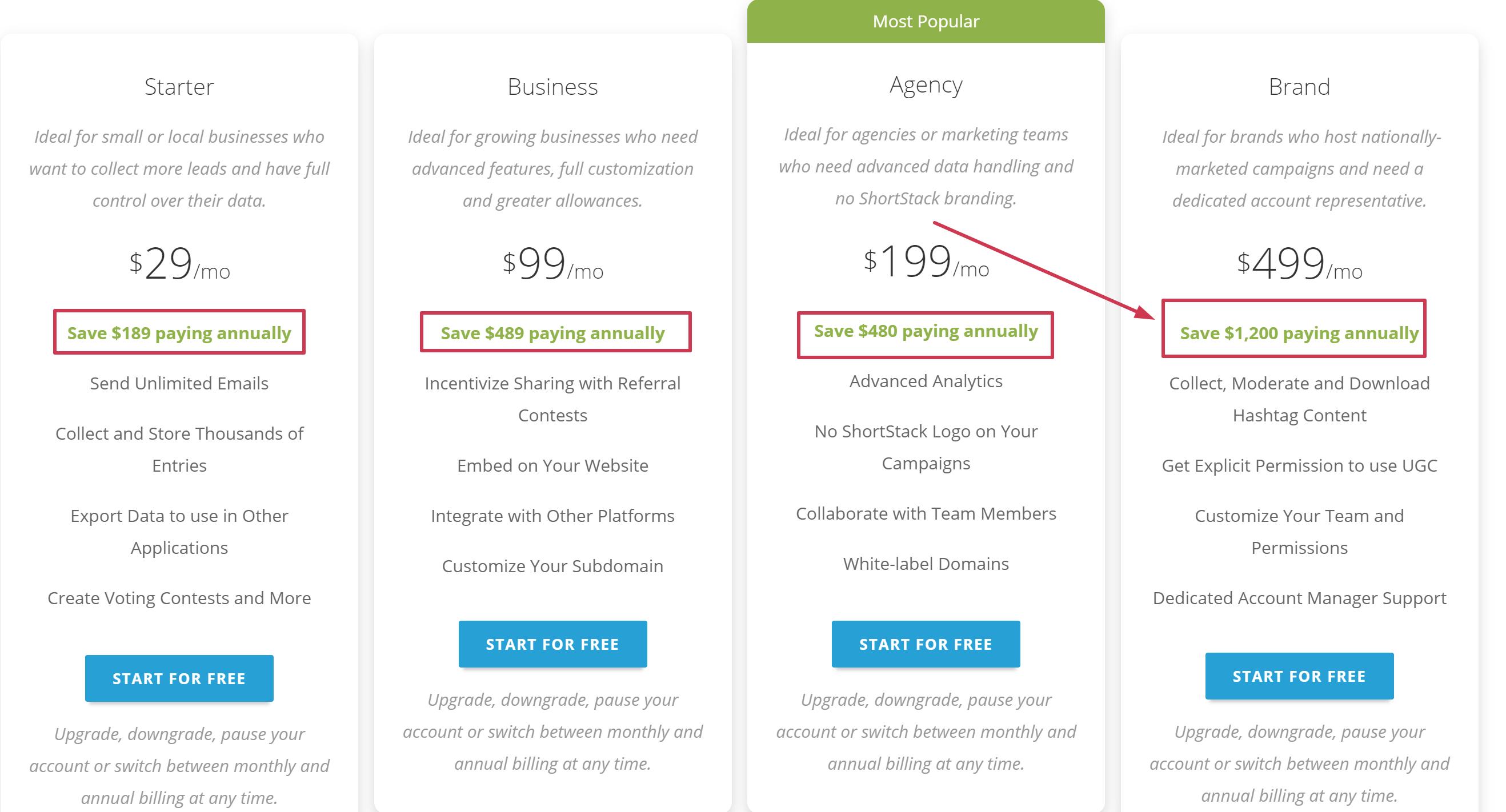 ShortStack Promo Discount Coupon Code