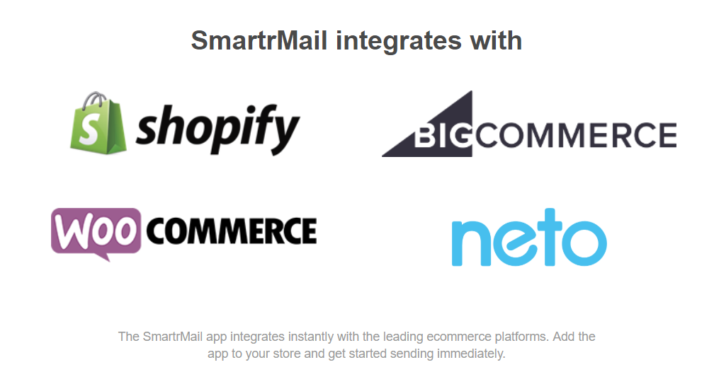 SmartrMail Review- Integrations