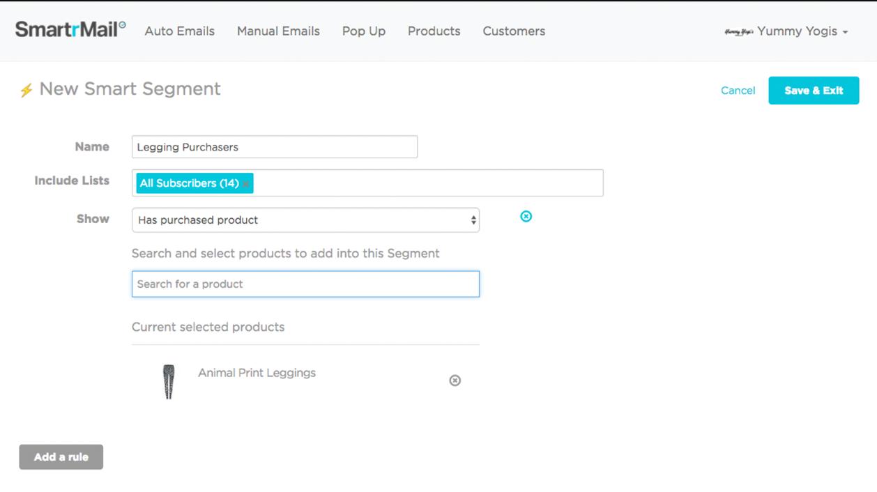 SmartrMail Review- New Smart Segment