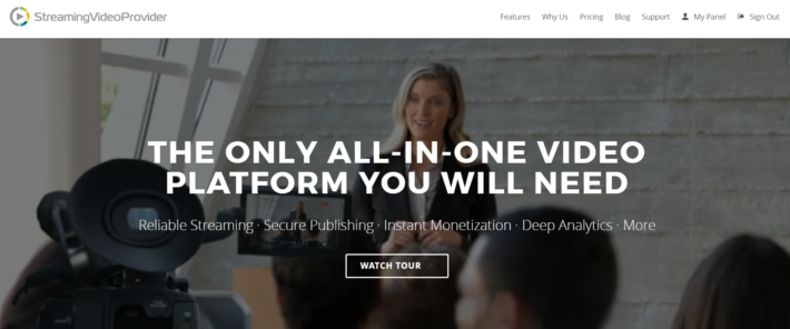 StreamingVideoProvider Review- Live Video Streaming Services