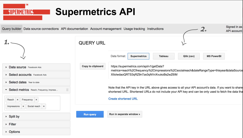 Supermetrics API- Supermetrics Promo Codes