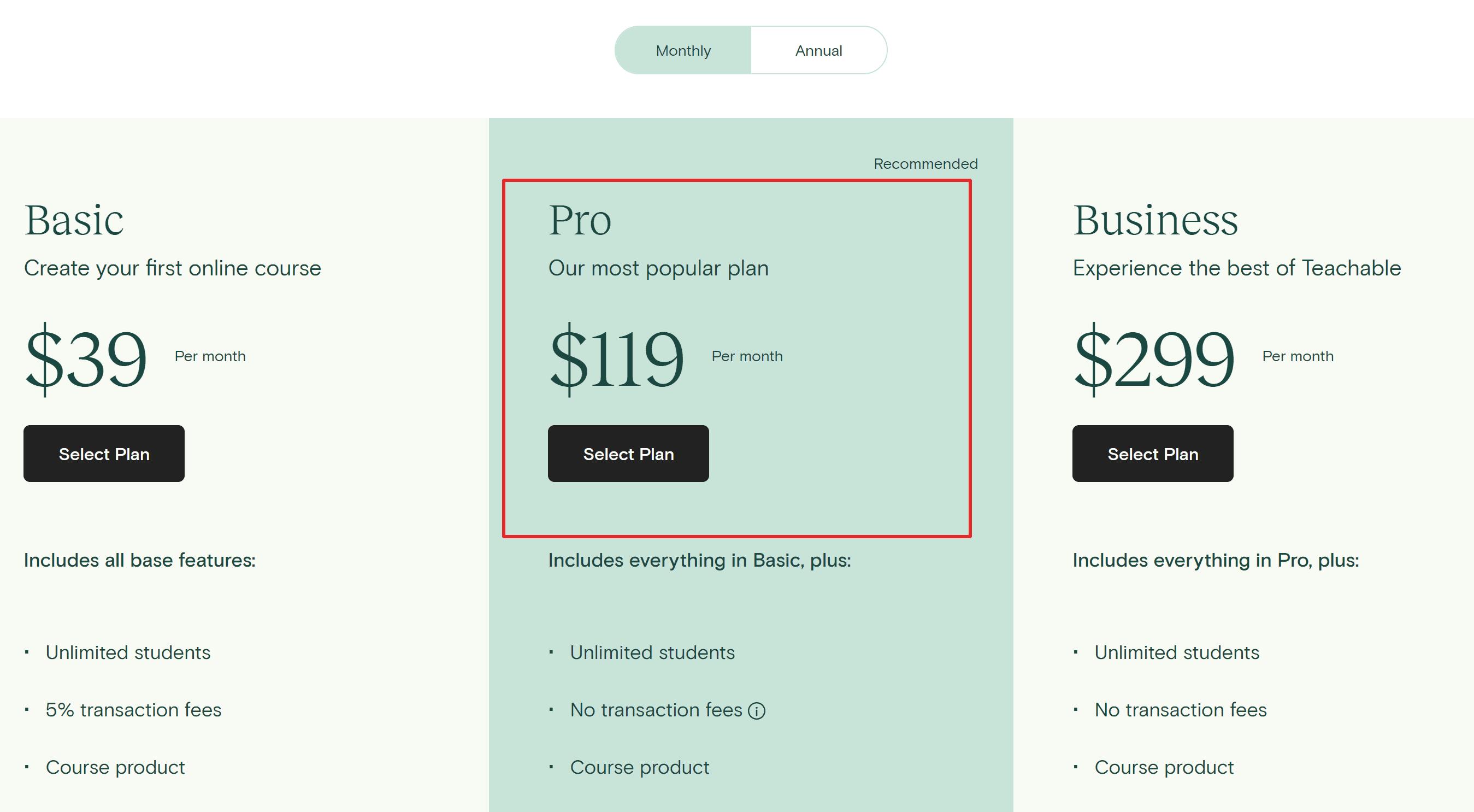 Teachable coupon codes